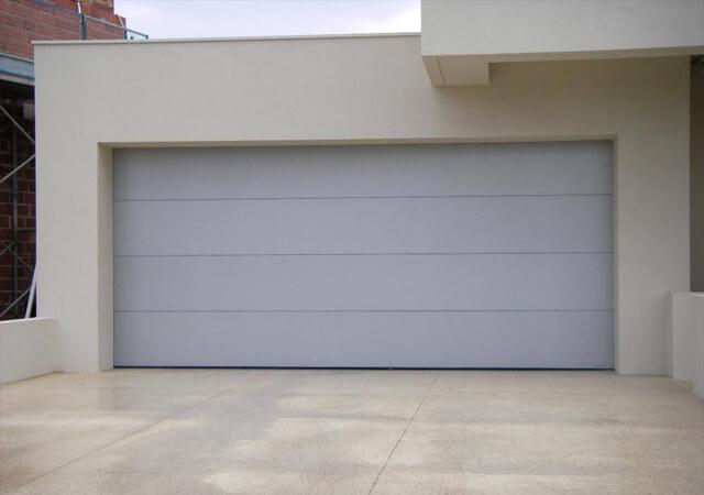 Sectional Galvapanel Sectional Garage Doors