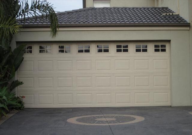 Statesman Sectional Doors with Windows