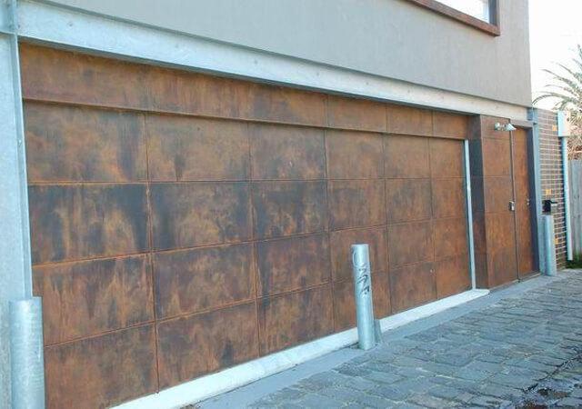 tilt panel garage door prices